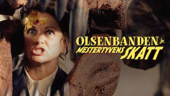 Olsenbanden jr. Mestertyvens skatt
